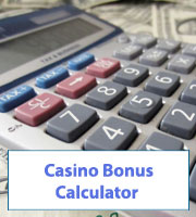 Casino Bonus Calculator