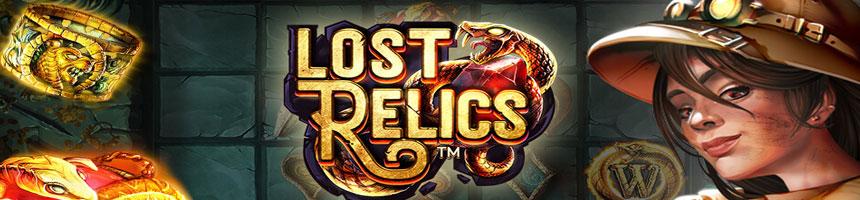 LostRelics Slot Game