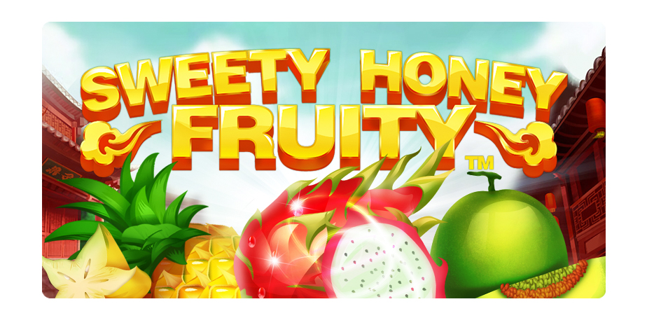 NetEnt Expands Its Portfolio with Sweety Honey Fruity Release