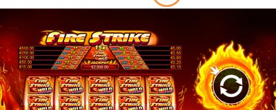 Pragmatic Play Reveals Its Latest Video Slot- Fire Strike