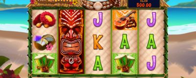 Try Tiki Mania At Your Favourite Microgaming Casino