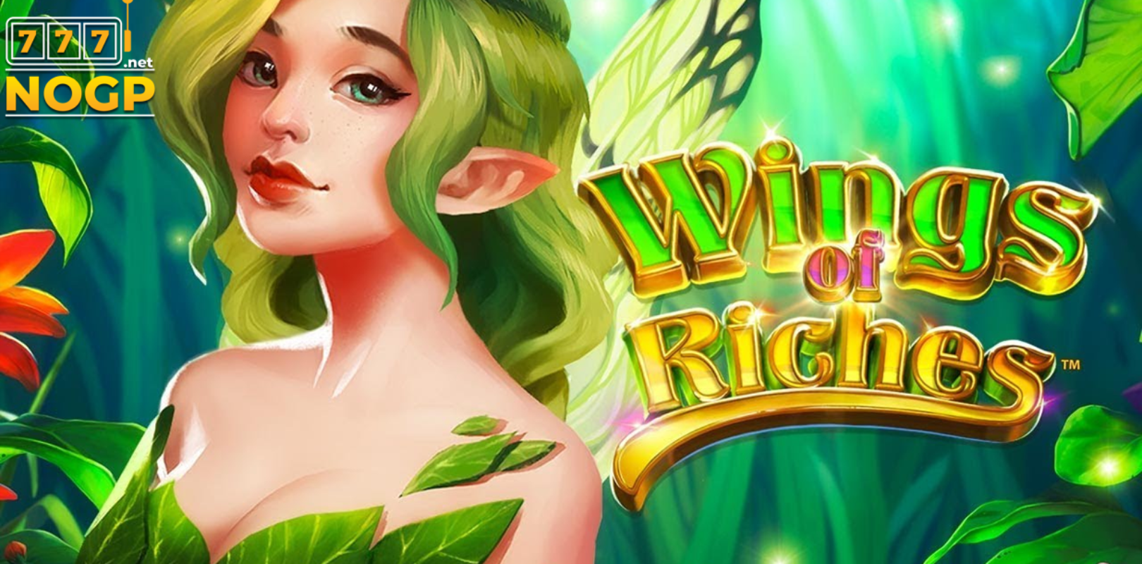 You Can Now Play The Wings Of Riches By NetEnt