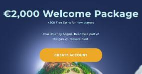 Casoo – Your Intergalactic Casino!