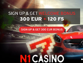 N1 Casino offers more than 2000 games